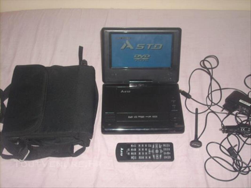 Lecteur DVD portable PDVD854D TNT 84637426