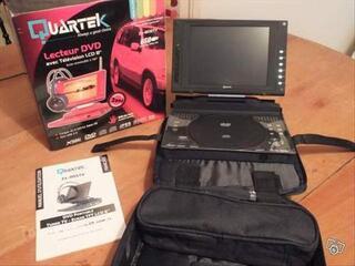 Lecteur DVD portable QUARTEK ZX 850TV