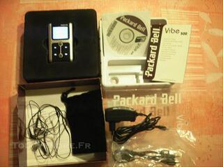 Lecteur mp3 mp4 tactile  20 giga disque dur
