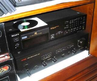 Lecteur SONY CD (modèle CDP-897)