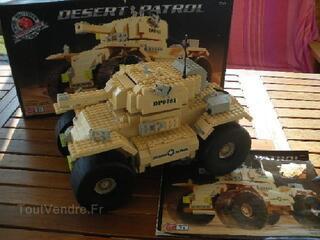 Lego Megabloks ref. 9761 Desert Patrol