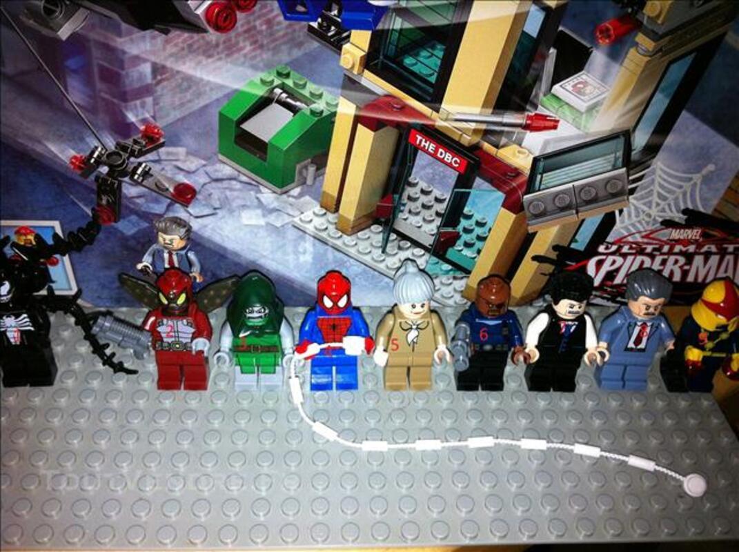 Lego Spiderman Marvel DC Universe Super Heroes 78154544