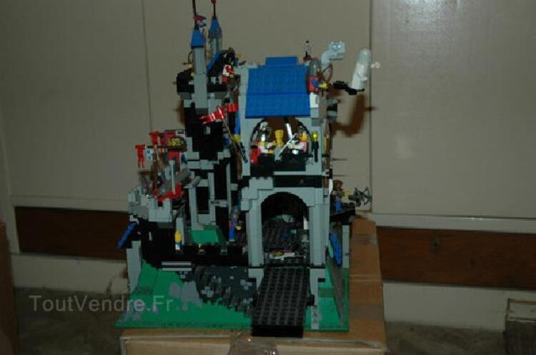 Lego System 6090 chateau fort + notice 104032644