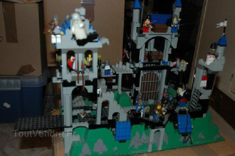Lego System 6090 chateau fort + notice 104032645