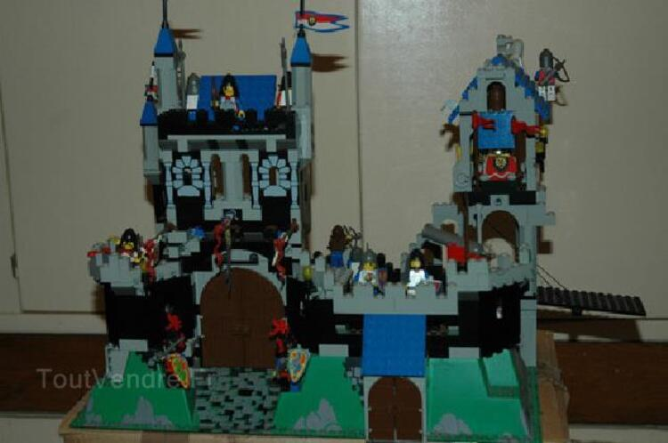 Lego System 6090 chateau fort + notice 104032646