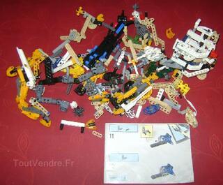 Lego technic vrac