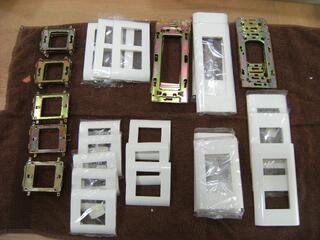 Legrand Mosaic 45 Plaques Ancienne et Moderne