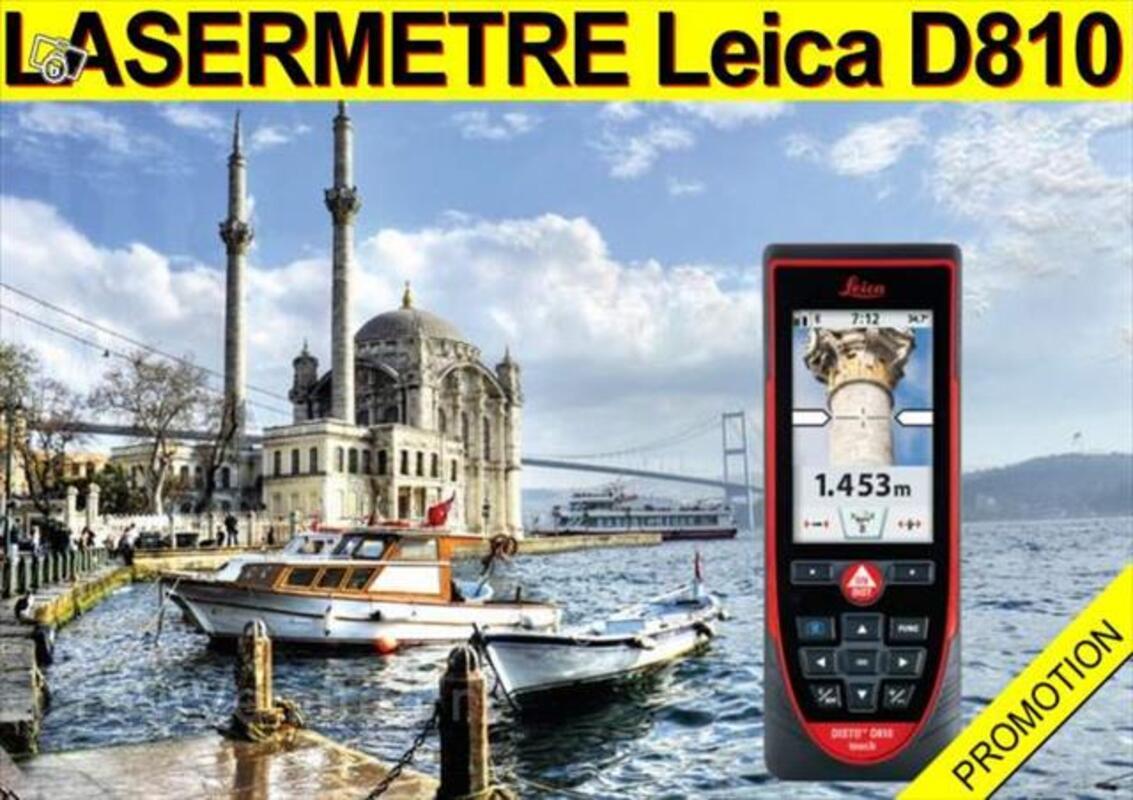 LEiCA DiSTOTM D810 102223689