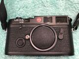 Leica M6 TTL 0.85 with Leica Eveready Case