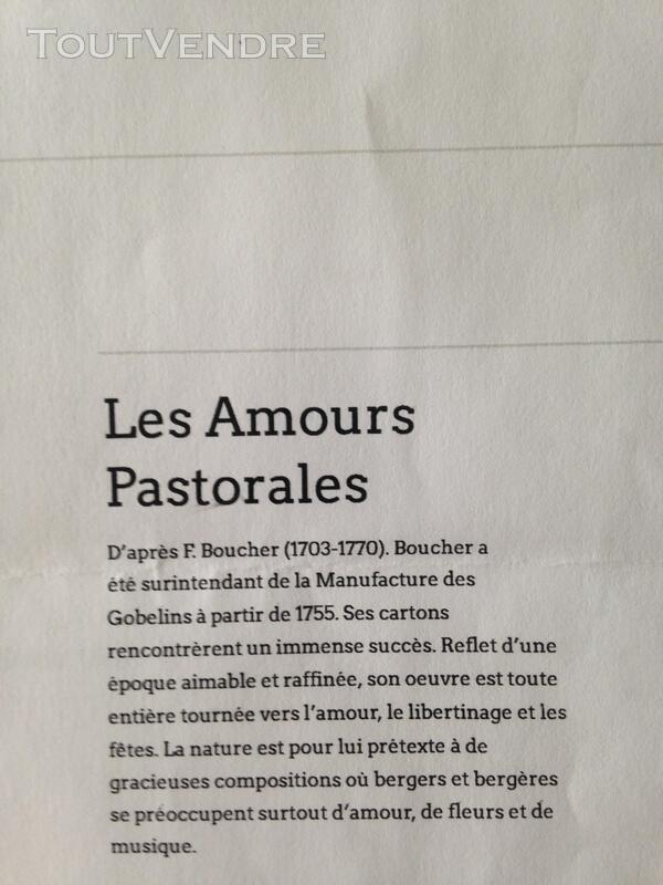 Les amours pastorales 538601999