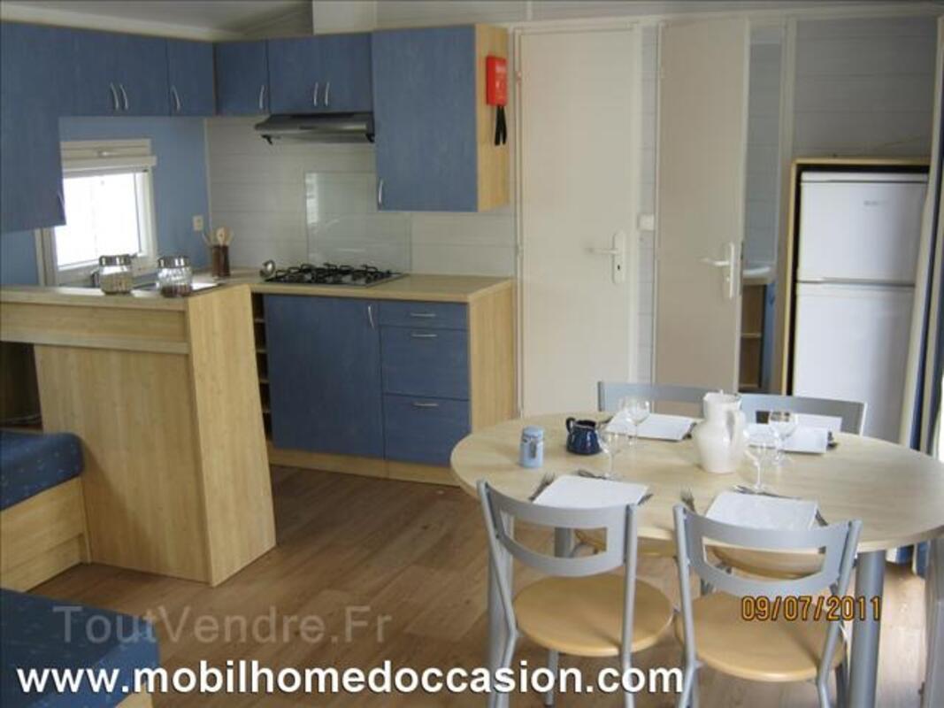 """""""Les Charmettes"""" 4* mobil home 2ch Parc SIBLU 44795160"""