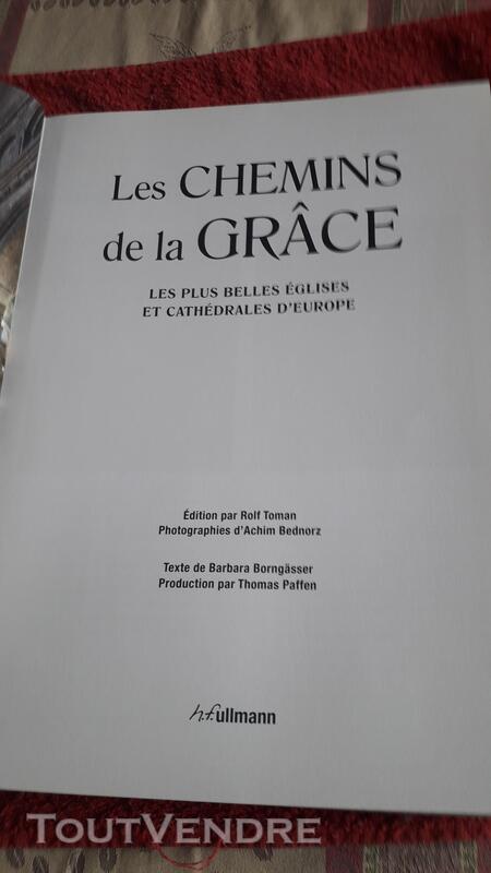 LES CHEMINS DE LA GRACE       702 654028815