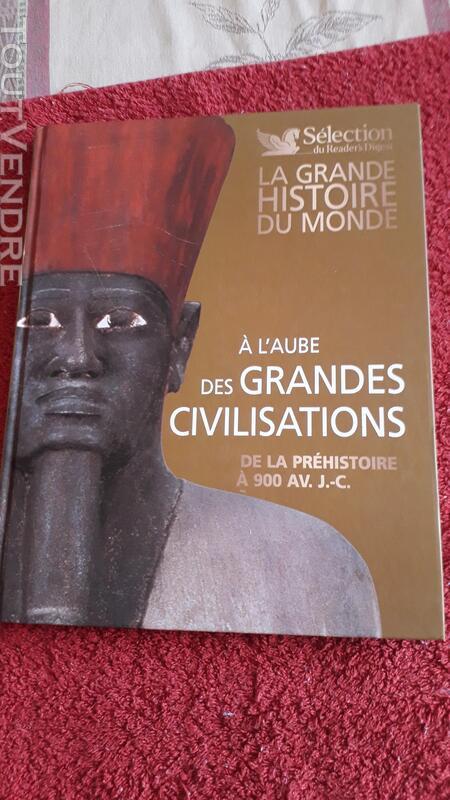LES GRANDES HISTOIRES DU MONDE 707 655232373