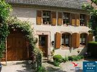 Les Hirondelles*** pour 4 pers au cœur de l'Alsace