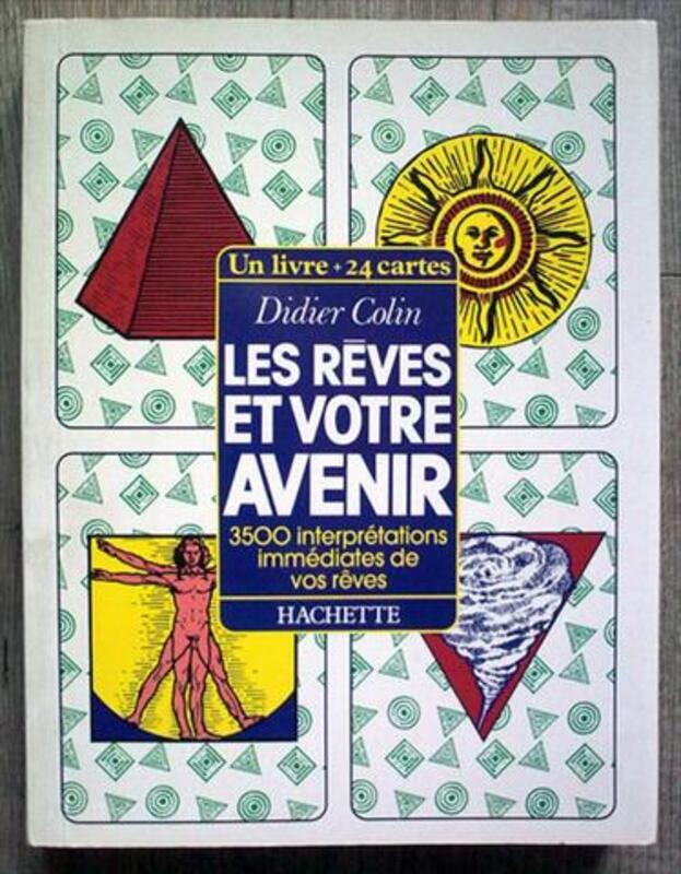 LES RÊVES ET VOTRE AVENIR - Didier Colin 54578301