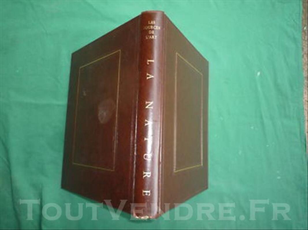 Les Sources de l'ART - La NATURE - Ed. J. Amiot 77361329