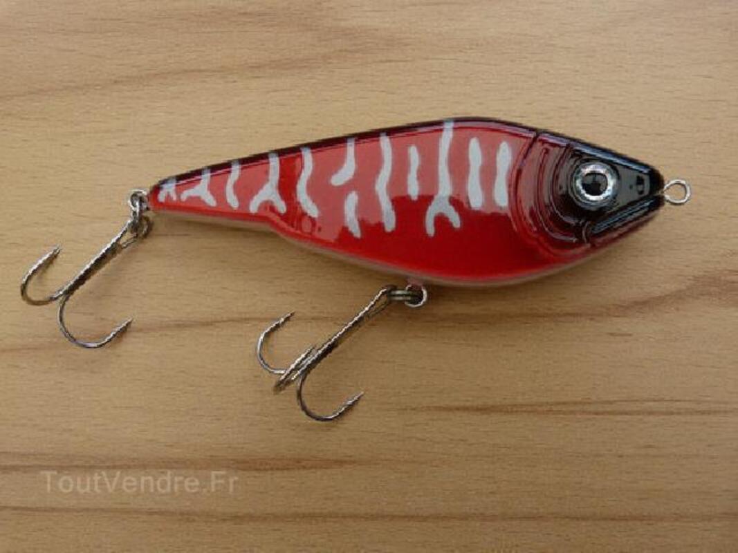 Leurre Jerkbait pêche silure / brochet 92211113