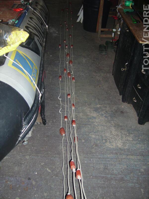 Ligne flottante pour filet pêche ou autre 318062899