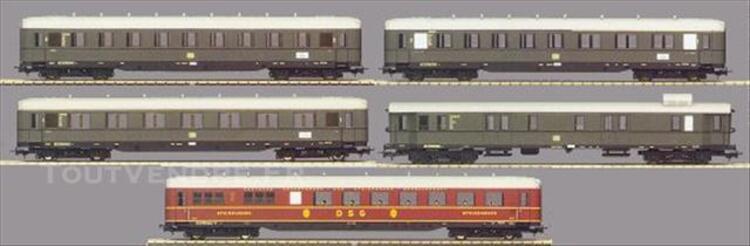 Lilliput Coffret 5 wagons DB réf.  L350001 73899530