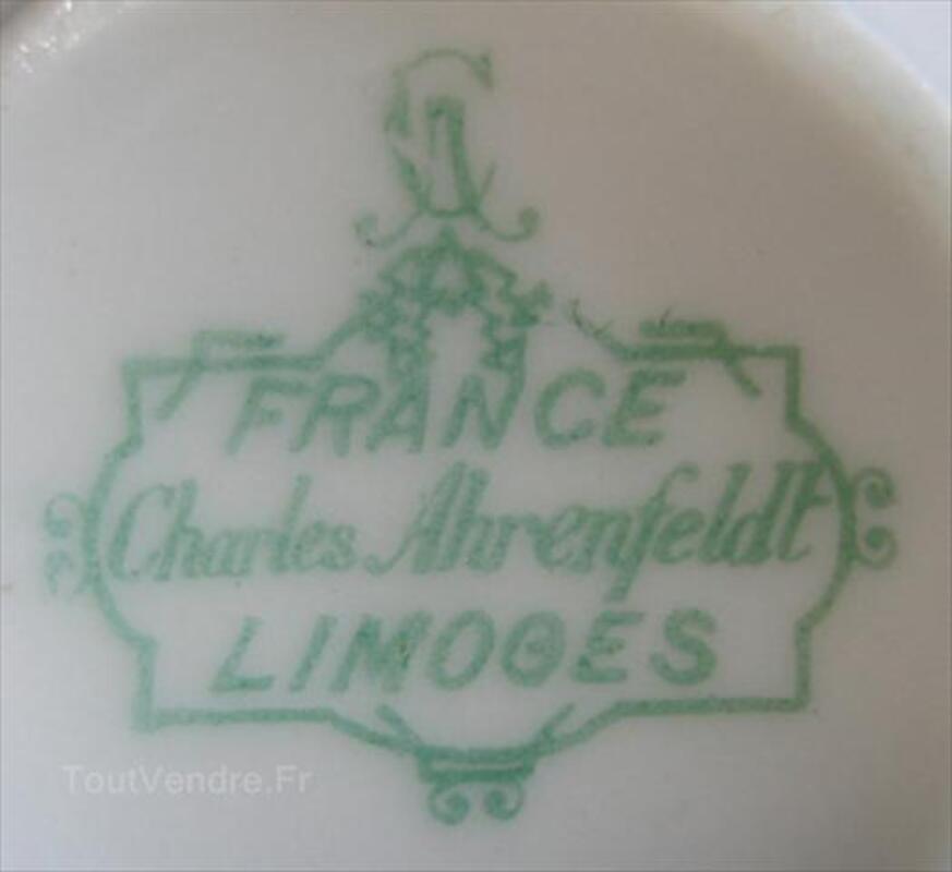 LIMOGES - Service à café 64568517