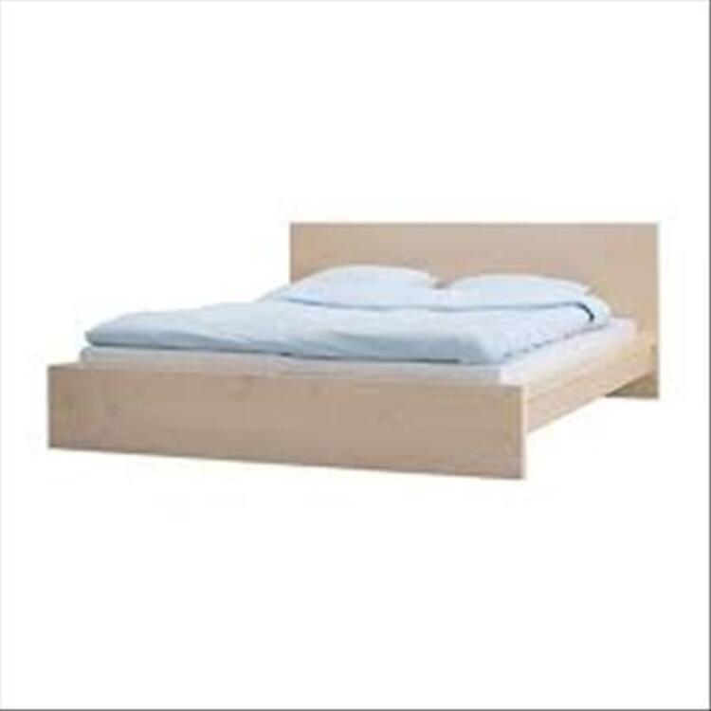 Lit 2 places IKEA MALM 41719601