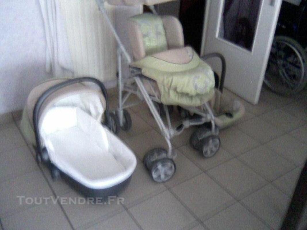 Lit bebe et poussette trio 76211086
