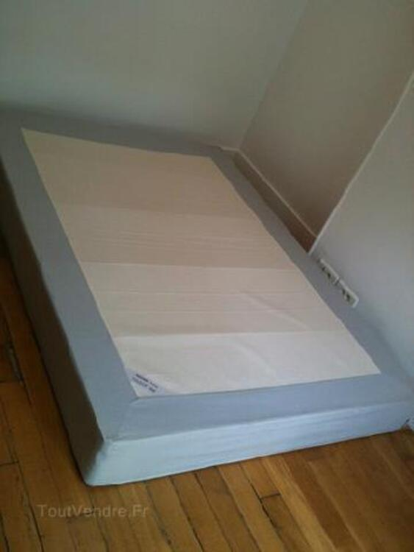 Lit/sommier IKEA modèle SULTAN ALFTA 140x200 (+matelas) 105411284