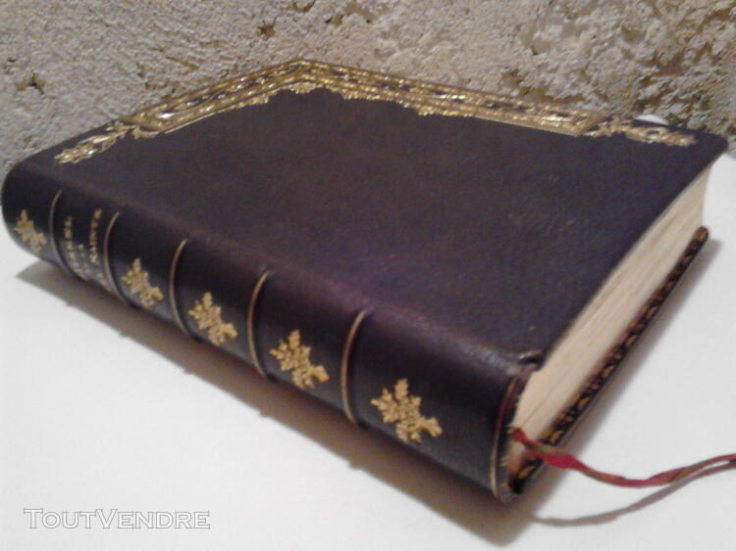 Livre Ancien Missel de La Terre Sainte ART Religion suxn 170686084