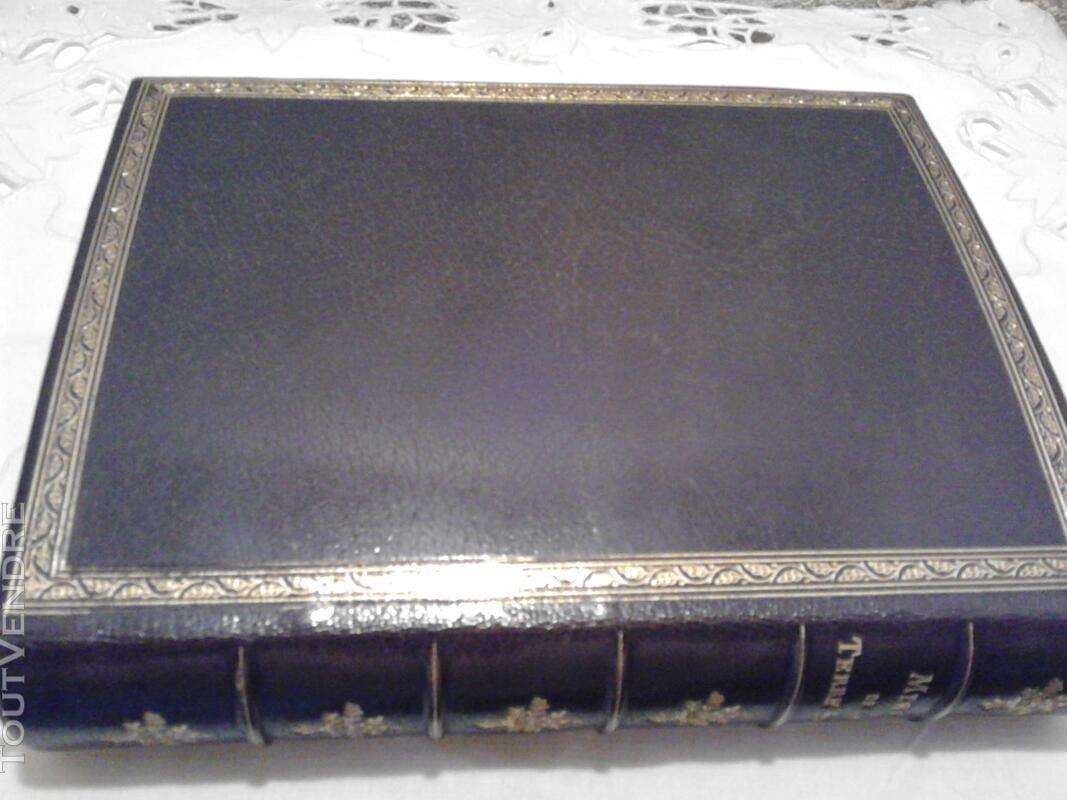 Livre Ancien Missel de La Terre Sainte ART Religion suxn 170686090