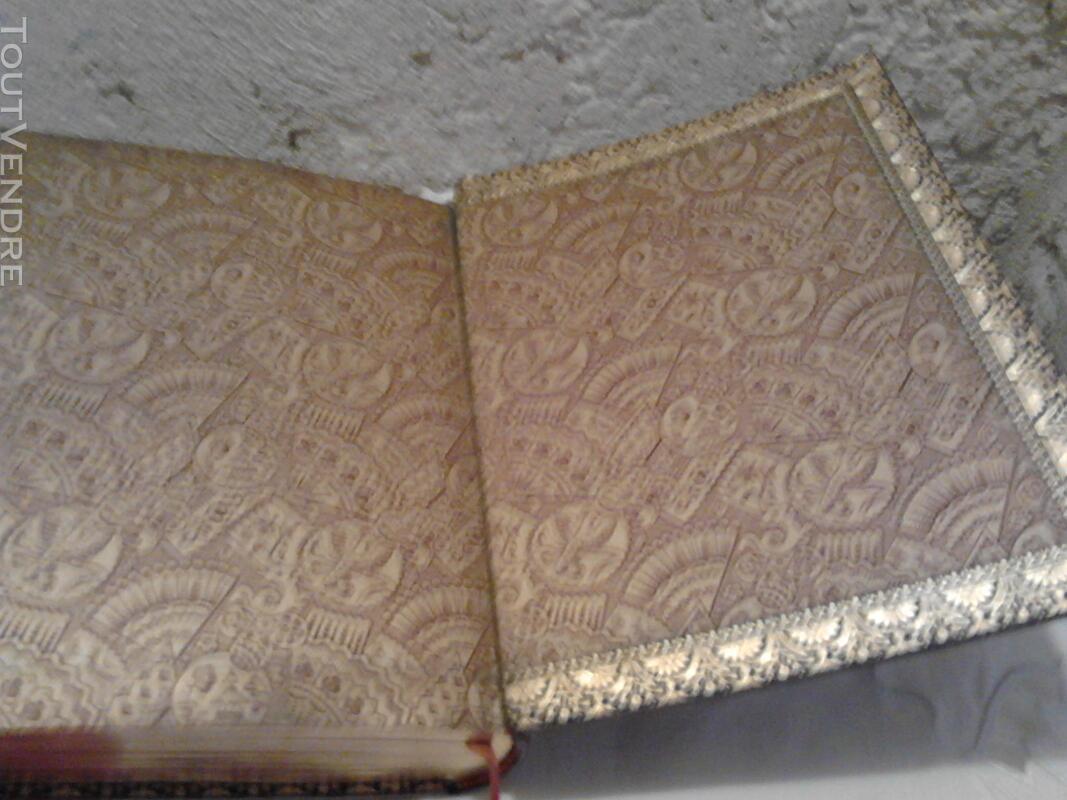 Livre Ancien Missel de La Terre Sainte ART Religion suxn 170686108