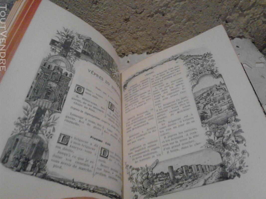 Livre Ancien Missel de La Terre Sainte ART Religion suxn 170987205