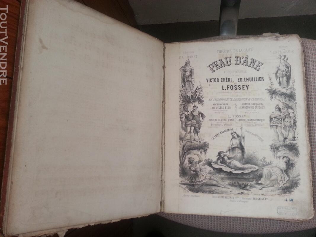 Livre ancien MUSIQUES POUR PIANO textes + partitions 110395620