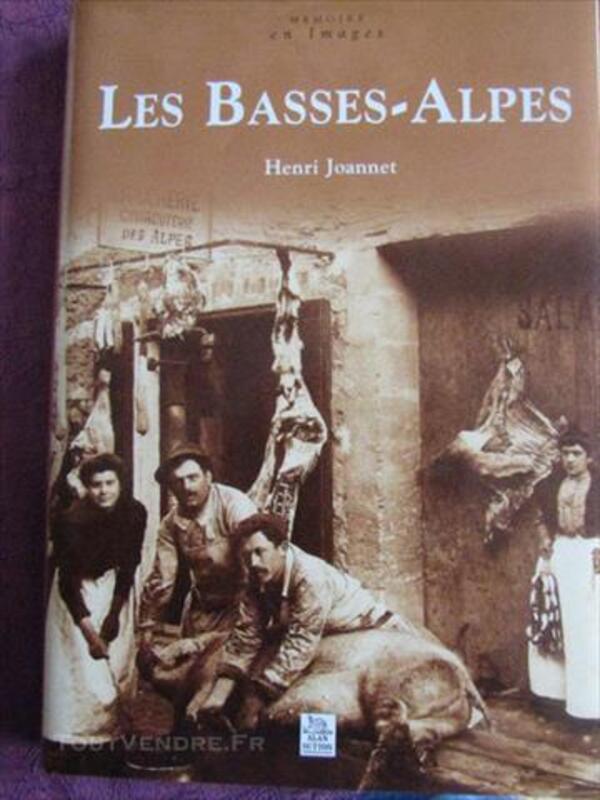 """LIVRE  cartes postales anciennes """"Les Basses Alpes """" 86142889"""