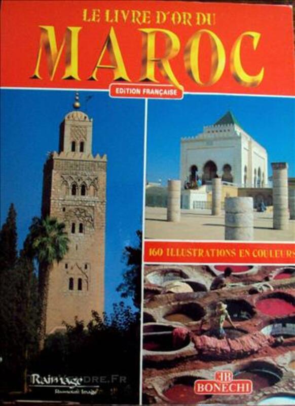 Livre d'or du Maroc 78414810