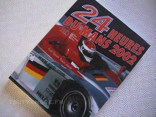 Livre des 24 heures du mans 2002 +