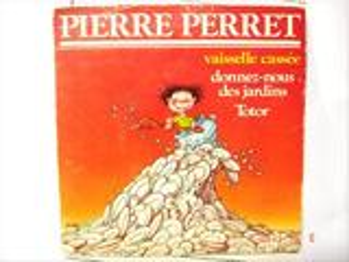 LIVRE DISQUE Pierre PERRET
