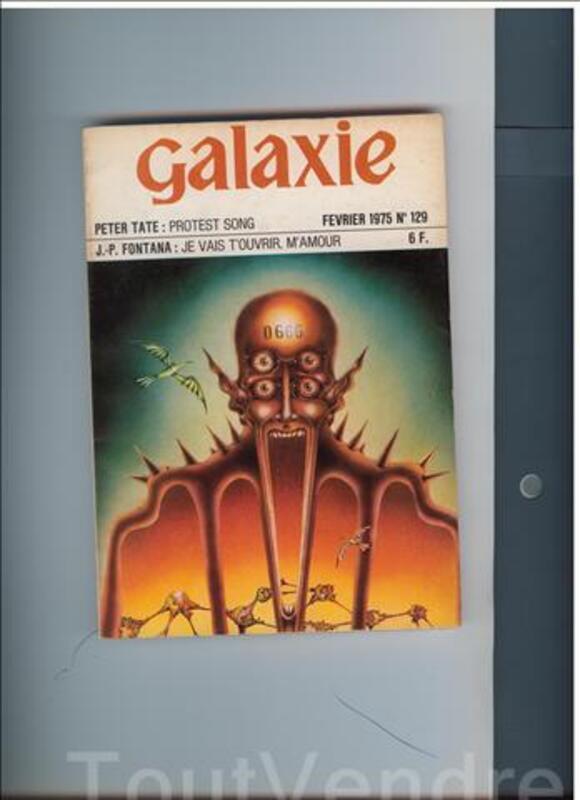 Livre galaxie,fiction 20699991