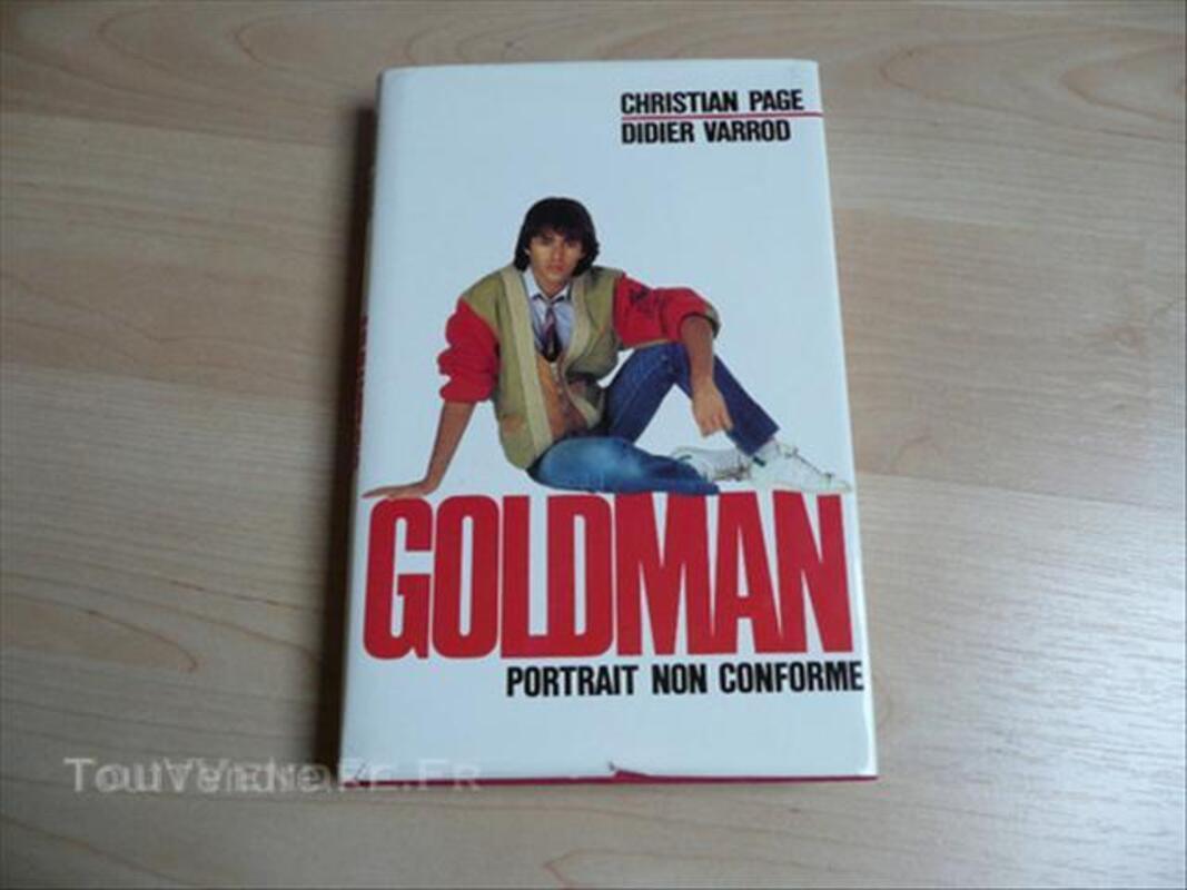 Livre Jean Jacques Goldman 45840022