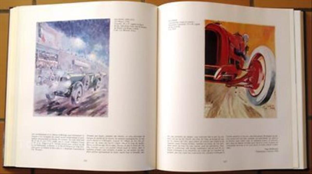 """Livre """" l'art et l'automobile """" d' Hervé Poulain 77280549"""