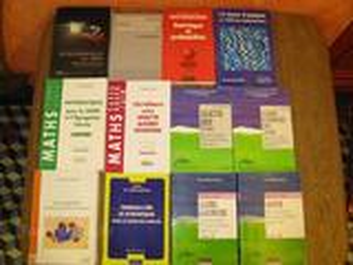 Livres de mathématiques CAPES et AGREGATION