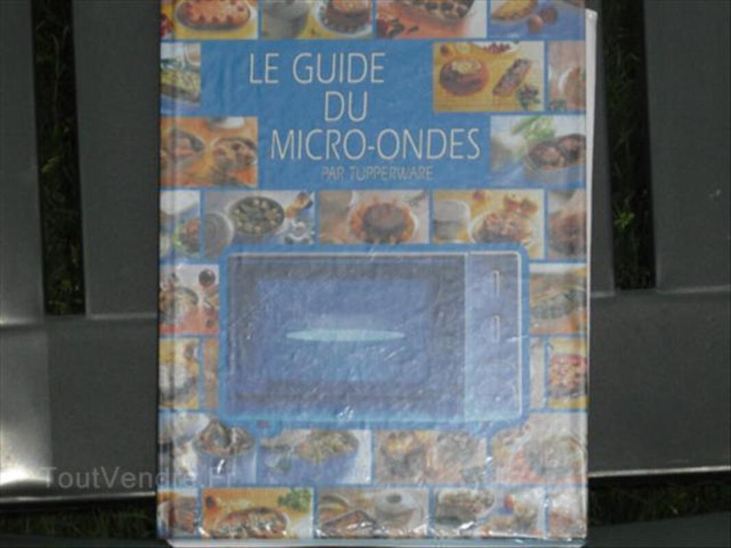 Livres de recettes Tupperware 64514422