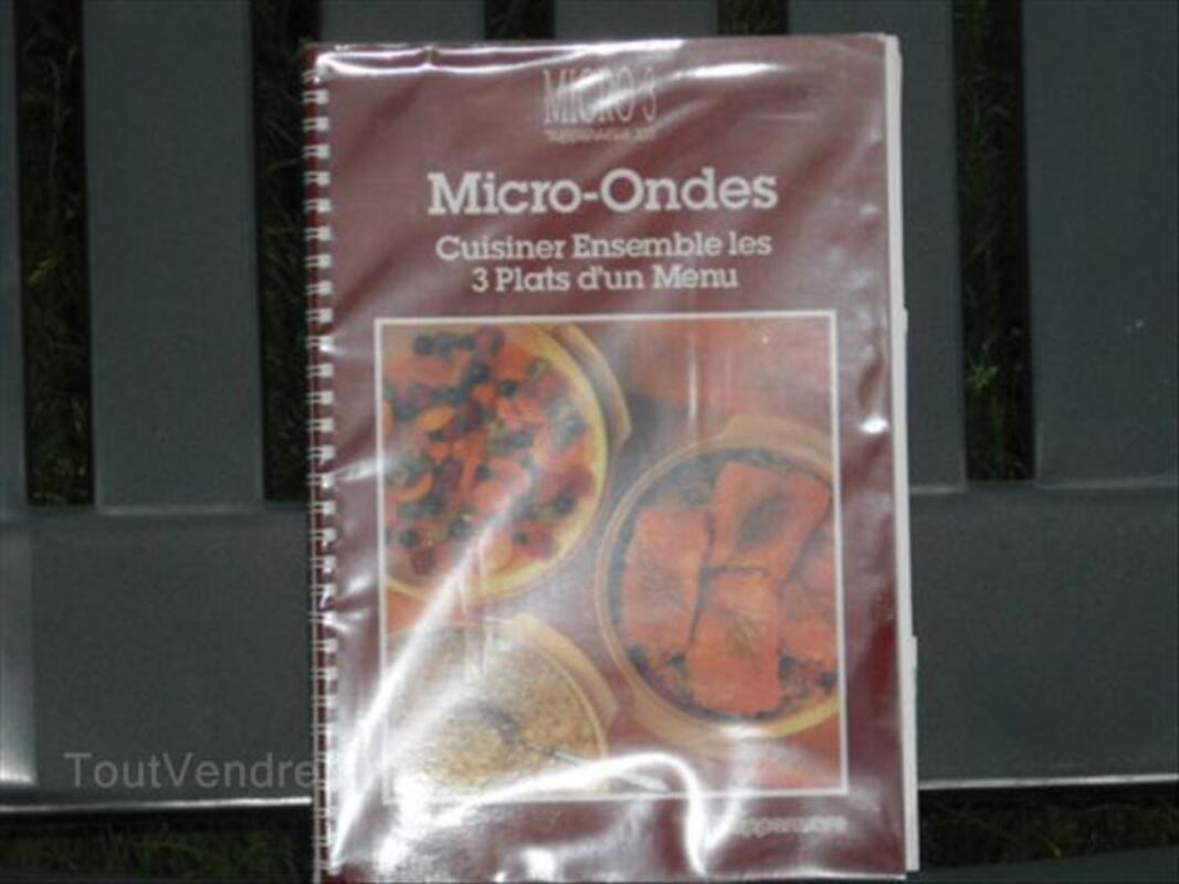 Livres de recettes Tupperware 64514423