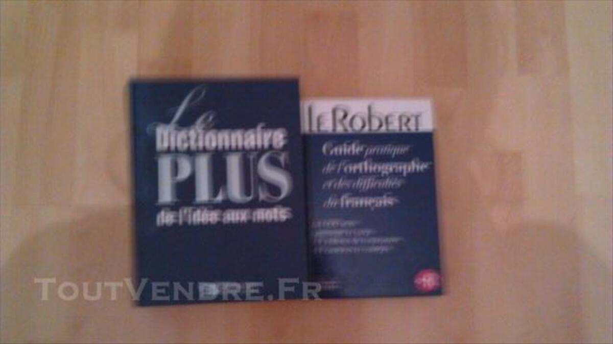 Livres/dictionnaire/livres de tricots/livre scolaire 81361642