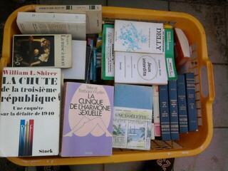 Livres divers classique et autres px au détail ou en lot,