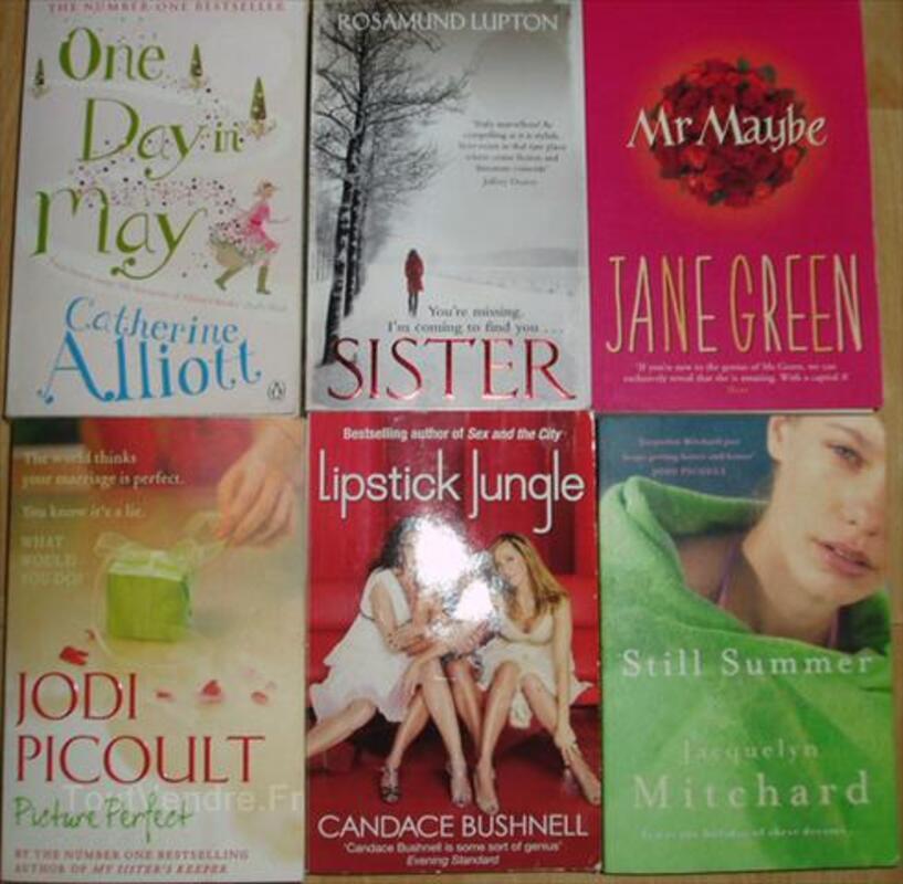 Livres en anglais / English books 55997836