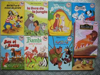 Livres Enfant Disney, franklin, shrek ect...
