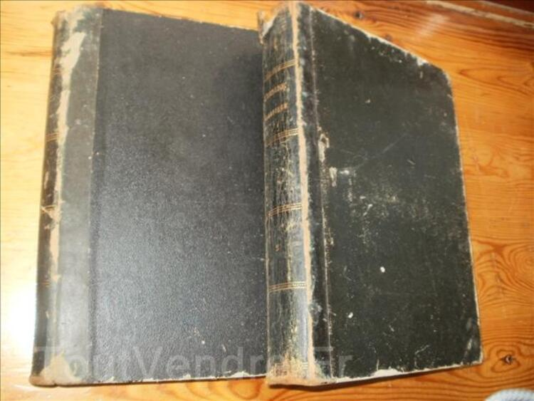 Livres la cuisine classique 2 vol.1868 . Troisièmes édition, 91306941