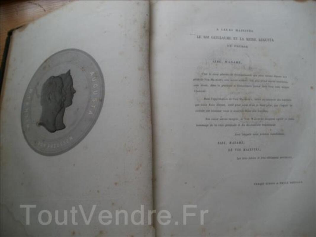 Livres la cuisine classique 2 vol.1868 . Troisièmes édition, 91306944