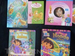 Livres pour filles