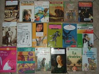 Livres Scolaire Collèges ou Lycée liste 2